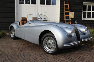 Picture of 1952 Jaguar XK120 OTS Roadster (very good base) For Sale