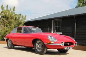 1962 Jaguar E-Type series 1 FHC 3.8