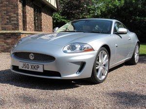 Picture of 2010 Superb Jaguar XK 5litre PORTFOLIO fhc PRICE REDUCE