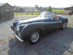 1959 Jaguar XK120 Replica