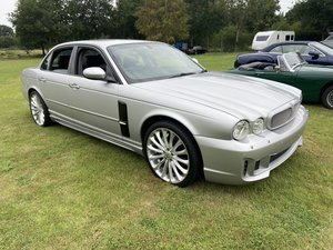 Jaguar XJR 4.2 Supercharged 48k miles full WALD body styling