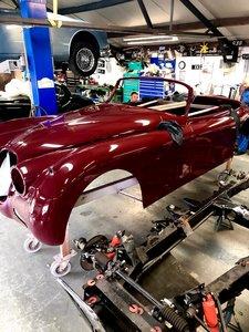 Jaguar XK150DHC