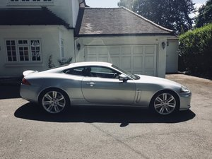 2011 JAGUAR XK (X150) XKR Supercharged 5.0