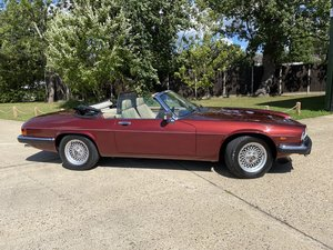 Picture of 1990 Jaguar XJS Convertible 5.3 V12