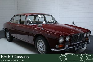 Jaguar XJ6 1969 first series 2.8 ltr burgundy red For Sale