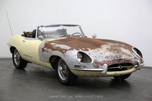 1964 Jaguar XKE Roadster