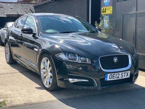 Jaguar XF 3.0 TD V6 S Premium Luxury 4dr