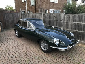 Picture of 1970 Jaguar 4.2 RHD E-type 2+2  with overdrive.