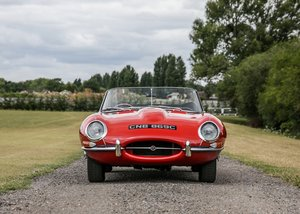 Picture of 1965 Jaguar E-Type Series I Roadster (4.2 Litre) For Sale by Auction