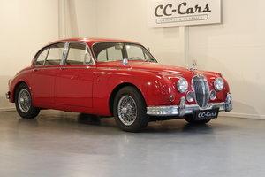 1960 Jaguar MK. II 3,8 Saloon