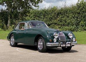 Picture of 1958 Jaguar XK150 SE FHC 3.4 UK RHD
