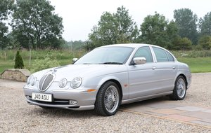 Picture of 2000  Jaguar S-Type V8 Automatic Saloon