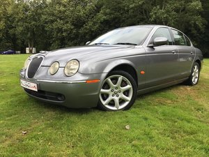 2006 Jaguar S-Type Stunning example