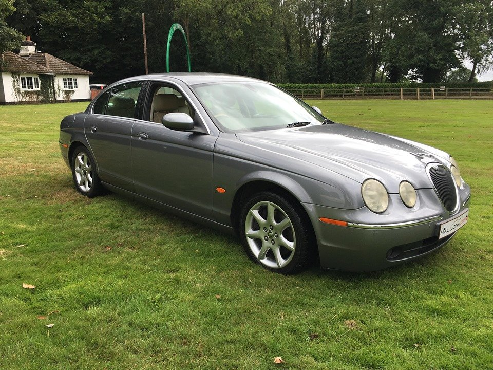 2006 Jaguar S-Type Stunning example SOLD (picture 2 of 6)