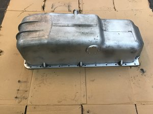 Picture of 1946  Jaguar XK 120 MK789X MKI II original alloy sump