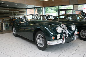 Picture of 1956 Jaguar XK140 - low mileage For Sale