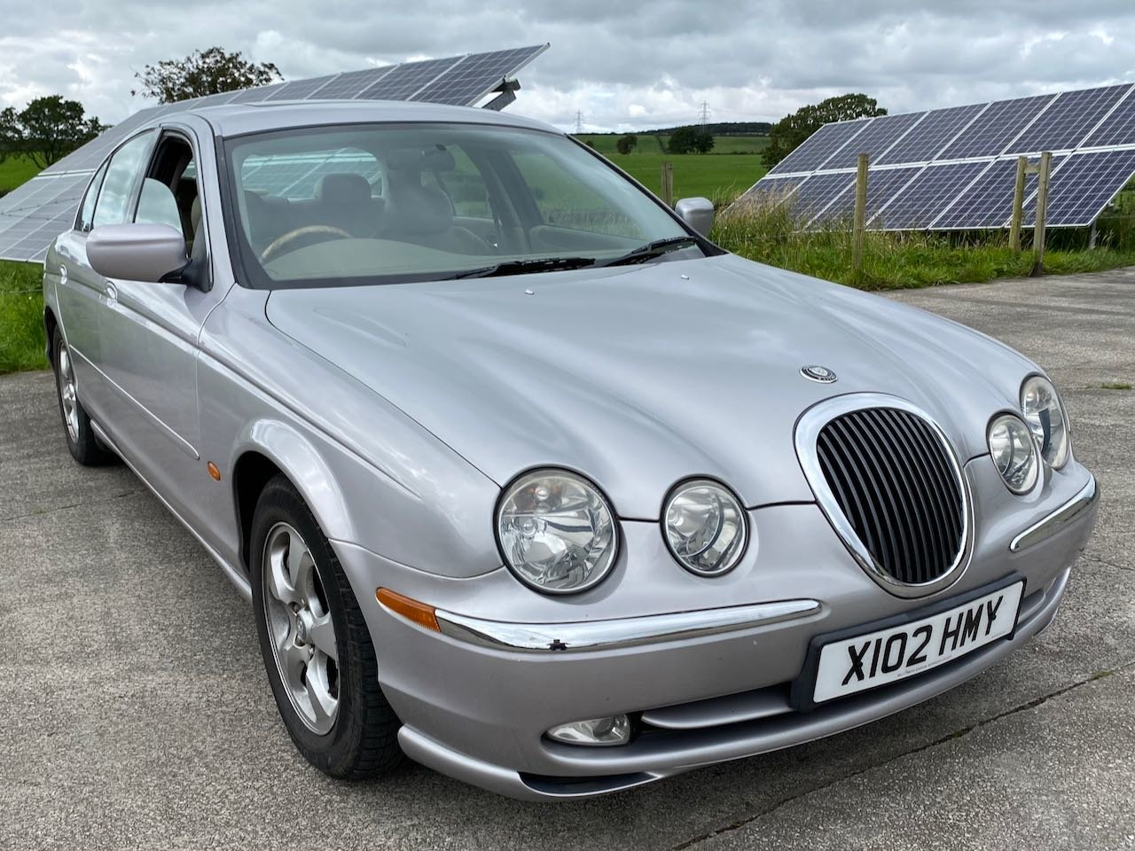 2000 Immaculate, low milage, 3 litre S-Type SOLD (picture 1 of 6)