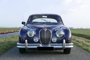 1962 Beautiful Jaguar MK2 3.4 RHD