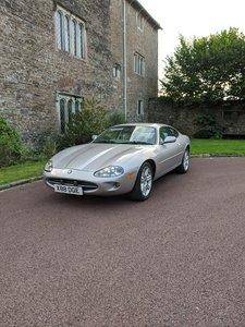 2000 Jaguar XK8 4 Ltr V8 For Sale
