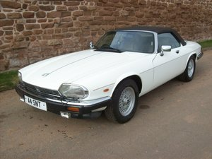 Picture of 1988 Jaguar XJS V12 CONVERTIBLE