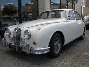 1960 Jaguar MK2 3.8 RHD Just restored with invoices @ circa £46k
