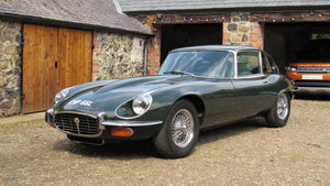 Picture of 1972 Jaguar E-Type V12 - Only 2 owners from new. For Sale