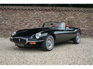 Jaguar E-Type Lovely condition, manual gearbx version, facto