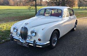 1965 Jaguar MKII MOD UK Car