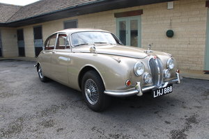 1968  JAGUAR MK2 3.4 MANUAL