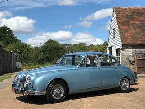 Picture of 1963 Jaguar Mk 11 3.8 litre, manual gearbox, SOLD SOLD