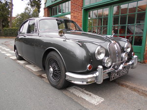 Picture of 1966 Jaguar MKII 3.8 Automatic Saloon  For Sale
