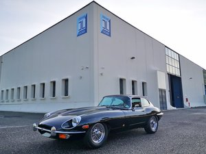 1969 E TYPE 4200 S2 COUPE WITH AIR CONDITIONING For Sale
