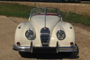 Picture of Jaguar XK140 OTS RHD 1957 For Sale