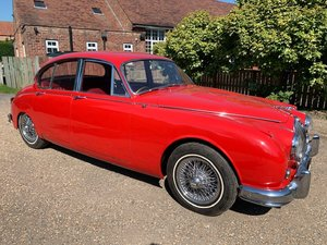 *REMAINS AVAILABLE - AUGUST AUCTION* 1959 Jaguar MkII 3.4 For Sale by Auction