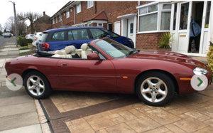 2001 Jaguar XK8 V8 4.0