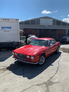 Picture of 1972  TWO SERIES ONE XJ6, RUSTFREE LHD CARS  $16250 SHIPPING INCL