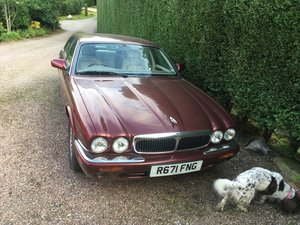 1998 Jaguar XJ8 Automatic Saloon