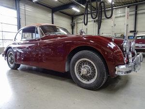 Picture of 1957 Jaguar XK 150 FHC 3.4L for sale For Sale