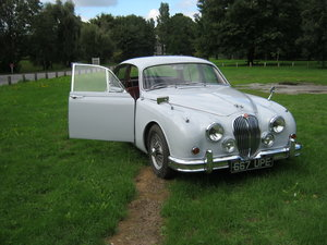 1961 JAGUAR Mk2. 3.4 MANUAL + OVERDRIVE For Sale