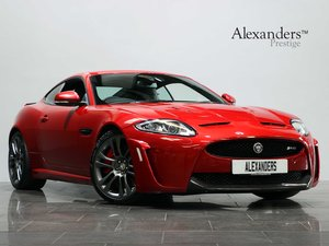 12 61 JAGUAR XKR-S 5.0 SUPERCHARGED V8 AUTO