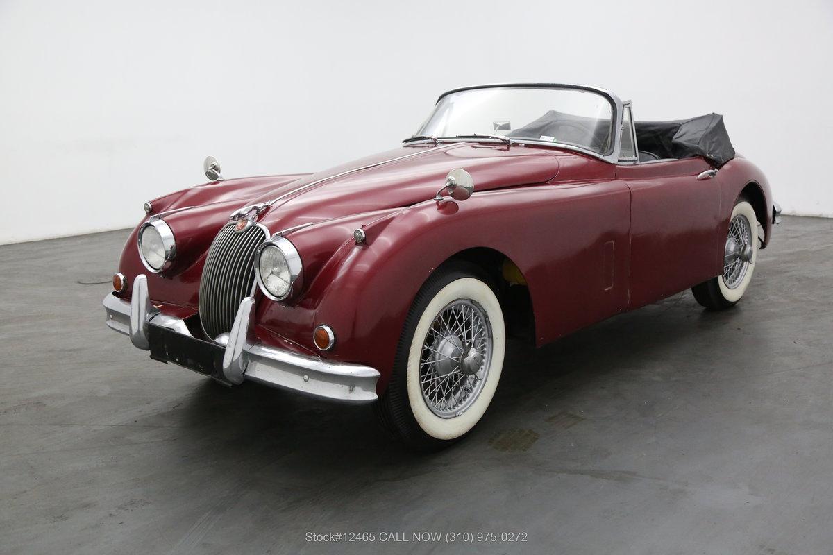 1958 Jaguar XK150 Drophead Coupe For Sale   Car And Classic