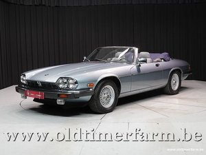 Picture of 1990 Jaguar XJS V12 Convertible '90 For Sale