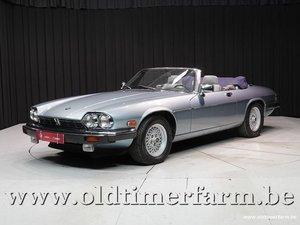 Jaguar XJS V12 Convertible '90