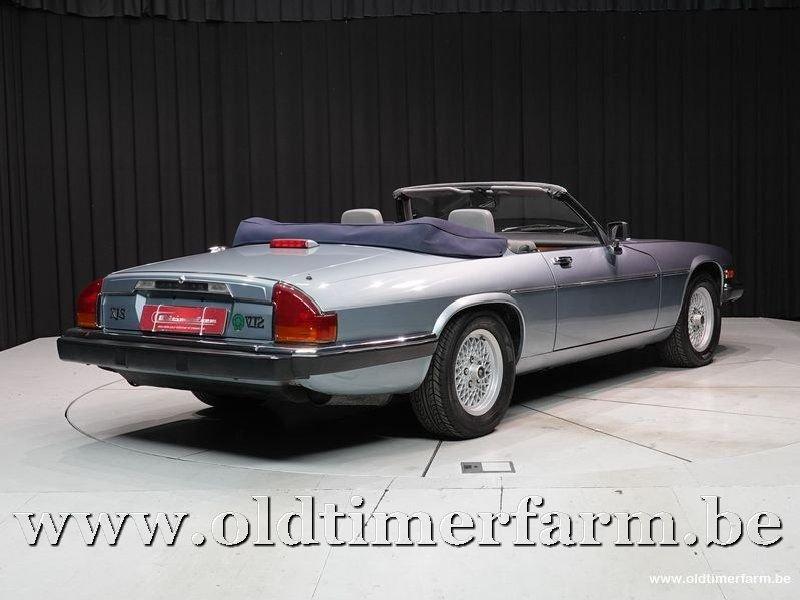 1990 Jaguar XJS V12 Convertible '90 For Sale (picture 2 of 12)