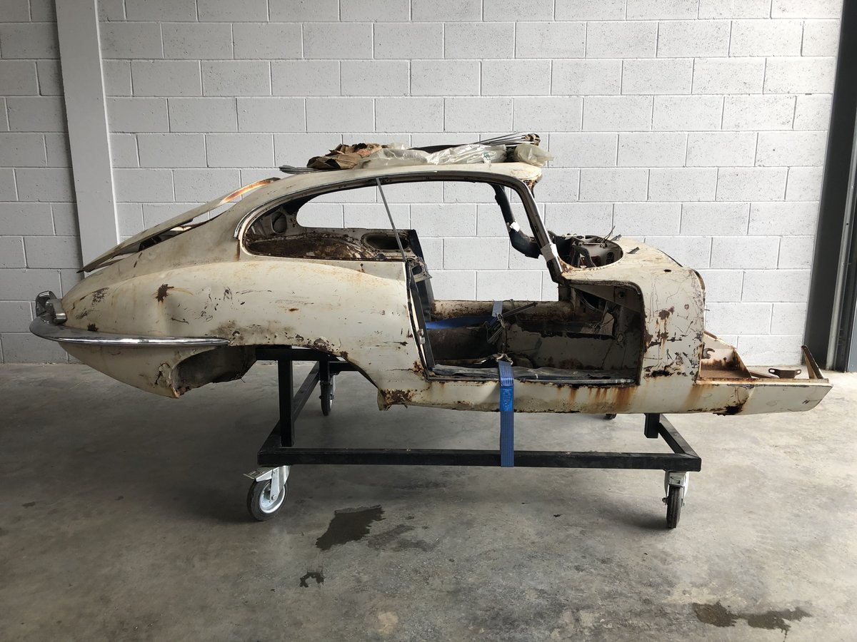 1962 Jaguar E-Type S1 3.8 FHC - LHD For Restoration  SOLD (picture 1 of 2)