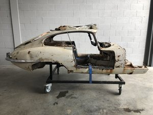 Picture of 1962 Jaguar E-Type S1 3.8 FHC - LHD For Restoration  SOLD