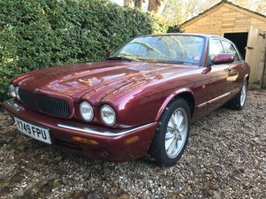 2001 Lovely jaguar xj8 3.2 v8 executive sport