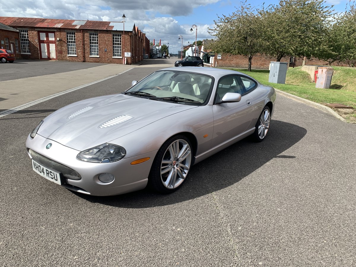 2004 Jaguar XKR V8 twin supercharged For Sale | Car And ...