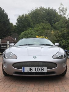 2004 Jaguar xkr faelift 4.2, 40700 miles Poss P/EX