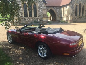 Picture of 1998 Jaguar XK8 Convertible Stunning 59000 m Example